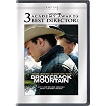Brokeback Mountain – Heath Ledger, Jake Gyllenhaal (DVD) SS WS