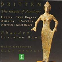 Britten – The Rescue Of Penelope Janet Baker