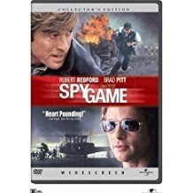 Spy Game – Robert Redford, Brad Pitt (DVD) WS R