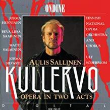 Aulis Sallinin – Kullervo (3 CDs)