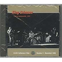 King Crimson – Live at Jacksonville 1972