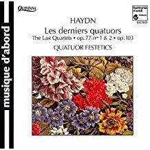 Haydn – Last Quartets