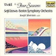 Vivaldi – The Four Seasons – Joseph Silverstein