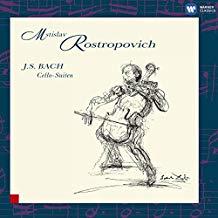 Mstislav Rostropovich – Bach Cello Suites (2 CDs)