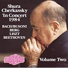 Cherkassky In Concert 1984 Vol. 2