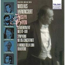 Haydn – Klavierkonzert, etc – Nikolaus Harnoncourt