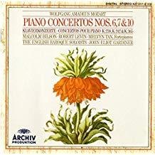 Mozart Piano Concertos 6, 7 & 10 – Bilson