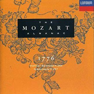 The Mozart Almanac Vol. IV