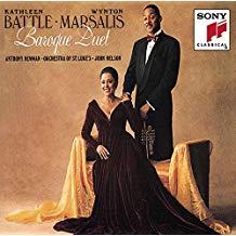 Kathleen Battle and Wynton Marsalis – Baroque Duet