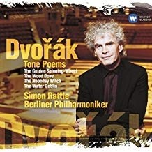 Dvorak – Tone Poems – Simon Rattle 2 CDs