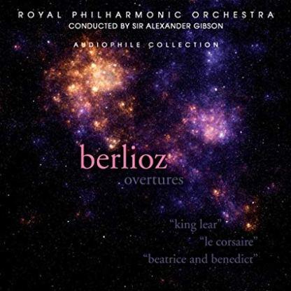 Berlioz Overtures – Sir Alexander Gibson