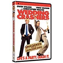 Wedding Crashers – Owen Wilson, Vince Vaughn (DVD) WS R