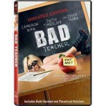Bad Teacher (Unrated Edition) – Cameron Diaz (DVD)