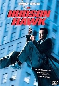 Hudson Hawk – Bruce Willis (DVD) WS