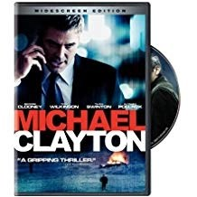 Michael Clayton (WS) – George Clooney (DVD)