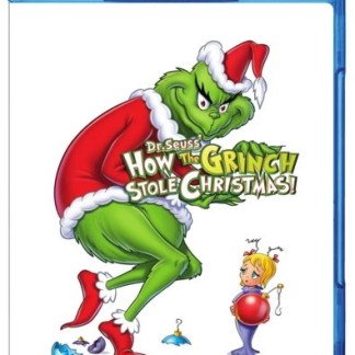 How The Grinch Stole Christmas! (Blu-ray) SS