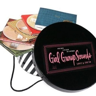 One Kiss Can Lead To Another: Girl Group Sounds, Lost & Found  4 CDs Rhino OOP (Slight wear to outer box)