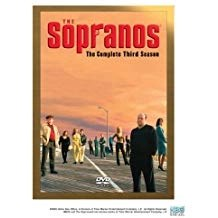 The Sopranos Season 3 (DVD TV Show Box Set) (2 Trays need to be glued back in)