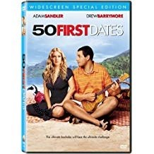 50 First Dates – Adam Sandler, Drew Barrymore (DVD) PG13 WS