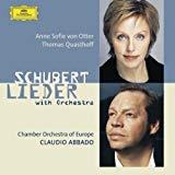 Schubert – Lieder with Orchestra – Claudio Abbado