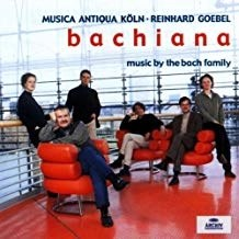 Bachiana ~ Music by the Bach Family