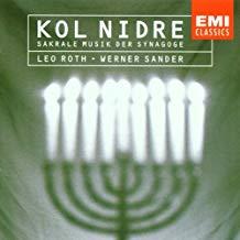 Kol Nidre – Sakrale Musik der Synagoge – Leo Roth SS