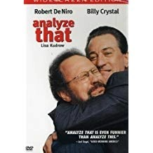 Analyze That – Robert DeNiro, Billy Crystal (DVD) R WS