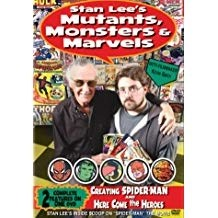 Stan Lee's Mutants, Monsters & Marvels – Creating Spider-Man and Here Come the Heroes (DVD)