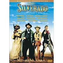 Silverado – Kevin Kline, Scott Glenn (DVD) PG13 WS