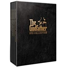 The Godfather Collection – All Three Movies and Bonus Material (5 dvd Box Set)