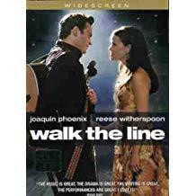 Walk the Line – Joaquin Phoenix as Johnny Cash (DVD)