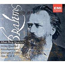 Brahms – String Quartets Nos. 1-3 – Alban Berg Quartett (2 CDs)