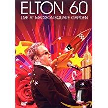 Elton John – Elton 60 – Live at Madison Square Garden (2 DVDs)