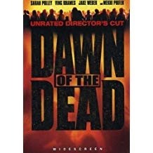 Dawn of the Dead UNRATED Director's Cut  – Sarah Polley, Ving Rhames (DVD)