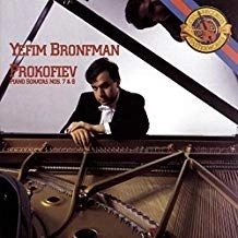 Yefim Bronfman – Prokofiev Piano Sonatas Nos. 7 & 8