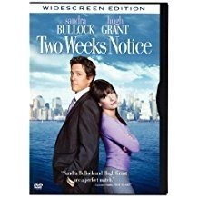 Two Weeks Notice – Sandra Bullock, Hugh Grant (DVD)