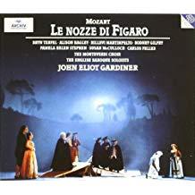 Mozart – Le nozze di Figaro – John Eliot Gardiner (3 CDs)