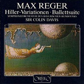 Max Reger – Hiller Variations – Colin Davis