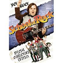 School of Rock – Jack Black (DVD) PG13 WS