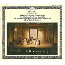 Mozart –  Die Zauberflote – Sir Colin Davis (3 CDs) (Fome resdue on non playing side of 1 CD)