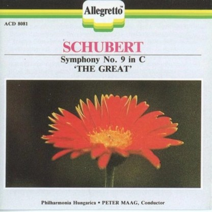 Schubert Symphony No. 9 in C 'The Great' – Peter Maag