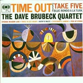 Dave Brubeck Quartet – Time Out (20 Bit Remastered)