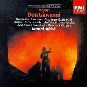 Mozart: Don Giovanni /- Bernard Haitink (3 CDs)