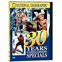 National Geographic – 30 Years of National Geographic Specials (DVD)