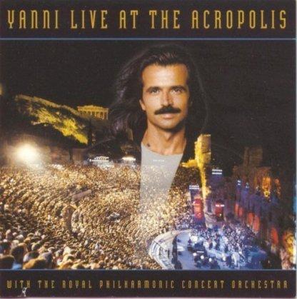 Yanni – Live at The Acropolis