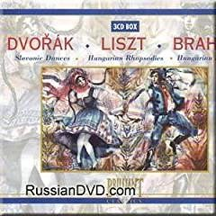 List – Prometheus;- Brahms -: Hungarian Dances – Slovak Philharmonic