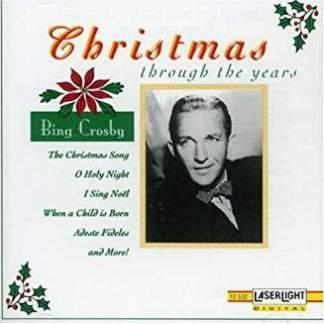 Bing Crosby – Christmas Through the Years