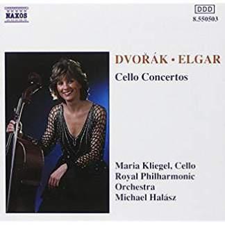Dvorak, Elgar – Cello Concertos – Maria Kliegel