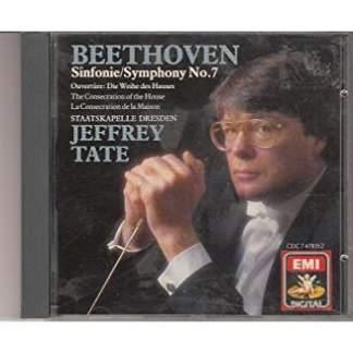 Beethoven Symphony No.7 Jeffrey Tate