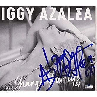 Iggy Azalea – Change Your Life EP